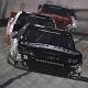 Harvick Uproots Busch In Atlanta Nationwide Race
