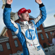 Pagenaud Wins Street Fight