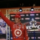Dixon Wins Sonoma; Power Stumbles