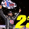 Schatz Gets Friday Win At Finals