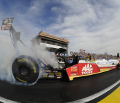 Pandemic Forces Cancelation of Arizona NHRA Event