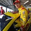 Logano Is Gaining Acceptance Into Frat Party