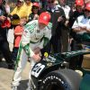 Carpenter Constructs Another Indy 500 Pole Win
