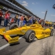 Helio Resurfaces Yellow Submarine At Indianapolis