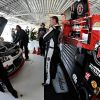 Harvick Leads Speed Assault On Michigan During Qualifying
