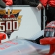 Race Day: Tony Kanaan Says, More Milk Please