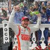 Earnhardt Jr. Gets Third Win Of The Season