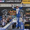 Truck Win Has Special Significance For Keselowski
