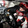 Rain Puts Larson On Pole In Kentucky
