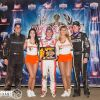 Kyle Larson Pulls Off Triple Play At Chili Bowl
