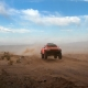 Mechanical Problems Again Slow Gordon In Dakar Rally