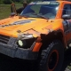 Crash Slows Gordon In Dakar Rally