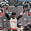 Logano Perfect In Bristol
