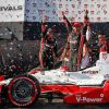 Montoya Leads Penske Parade In Season-Opening IndyCar Event