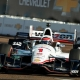 Penske's Power On Pole For IndyCar Season Finale
