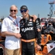 Indy 500 Notes: Rahal Gives Letterman A Nifty Retirement Gift