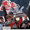 Truex Jr., FRR A Mile High After Winning Pocono