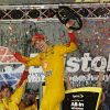 Logano, Team Penske Are Again Stellar At Night