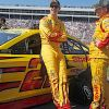 Logano Enjoying Life On Easy Street – For Now