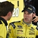Kenseth Parked By NASCAR