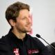 Haas: Grosjean's Experience Won Him Job