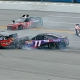 Hamlin Says NASCAR Bailed Harvick Out At 'Dega