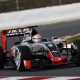 Haas' Grosjean Second Fastest Wednesday In Spain