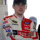 Blaney Wins Kansas Pole