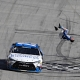 Edwards Stomps Field At Bristol Motor Speedway