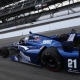 Newgarden Blossoms In Race Day Conditions