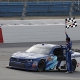 Sadler Celebrates Birthday With Talladega Win