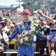 American Rossi Wins 100th Indianapolis 500