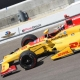 Hunter-Reay Rules Wednesday, Says Wait 'Til Friday