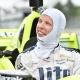 Keselowski Takes Laps In Indy Car
