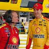 Logano P1 At Michigan