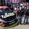 Erik Jones Takes A Seat On Furniture Row