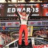 Carl Edwards Heads Into Texas HOF
