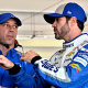 Jimmie, Chad Show They Can Still Make Cars Fast