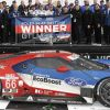 No. 66 Ford GT Gets Its Revenge