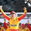 Logano Makes Use Of Clash Crash; Rolls To Win