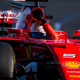 Vettel Heads Off Hamilton In F1 Qualifying