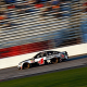 Harvick Rolls To Cup Pole At Atlanta