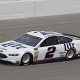Keselowski Wins Cup Pole At Las Vegas