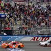 Larson Claims Xfinity Win In Fontana