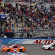 Larson Claims Xfinity Win In Fontana