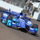 Dixon Sets Pace In St. Pete