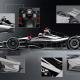 New Indy Cars Taking Shape
