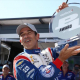 Castroneves Claims Another Pole At Long Beach