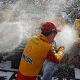 Logano Holds Off Teammate To Win Richmond