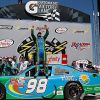 Almirola Earns Xfinity Win At Talladega